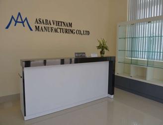 ASABA VIET NAM MANUFACTURING CO., LTD